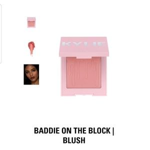 BADDIE ON THE BLOCK | BLUSH